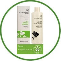 Living Nature Eye Makeup Remover